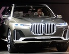 Vì sao BMW X7 Concept lỡ hẹn?