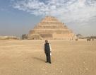 Choáng ngợp trước Kim tự tháp Giza
