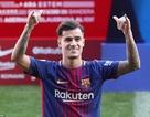 """Hàng nghìn cổ động viên Barcelona chào đón """"bom tấn"""" Coutinho"""