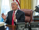 """Tổng thống Trump khen Trung Quốc, """"trách"""" Nga về vấn đề Triều Tiên"""