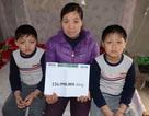 Hơn 226 triệu đồng đến với gia đình bé Nguyễn Minh Tú