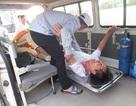 """Người đàn ông gãy chân phải đợi xe cấp cứu hơn một giờ do cao tốc """"tê liệt"""""""
