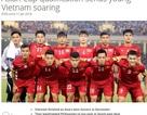 FIFA khen ngợi sự thăng tiến của bóng đá Việt Nam
