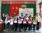 Trao 120 suất học bổng Grobest cho học sinh nghèo hiếu học tại Đắk Lắk