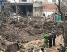 Phát hiện 2 tấn đầu đạn trong vườn nhà dân