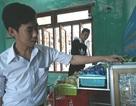 Độc đáo gian hàng tự phục vụ ở trường THPT Huỳnh Thúc Kháng