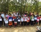 120 suất học bổng Grobest đến với học sinh nghèo Đắk Nông