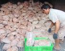 Hơn 20 tấn phụ phẩm heo biến chất suýt thành giò lụa