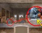 Khám phá những bí ẩn trong các danh tác hội họa của Leonardo da Vinci