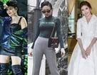 Huyền My, Tóc Tiên mặc đẹp nhất tuần; Miu Lê mất dáng vì tăng cân