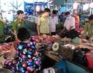 Phát hiện 20kg thịt bò ở chợ nhiễm hàn the
