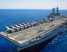Hải quân Mỹ tăng cường hoả lực ở khu vực Thái Bình Dương