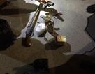 CSGT bắt nhóm thanh niên mang theo súng, đạn cùng ma túy trên xe ô tô