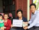 Hơn 90 triệu đồng đến với bé 9 tháng tuổi mắc bệnh ung thư máu