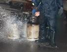 2 cảnh sát bị thương kể lại việc chữa cháy nhà hàng phát nổ