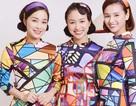 Lã Thanh Huyền cùng dàn sao Việt nổi bần bật với áo dài cách tân sặc sỡ