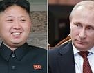 """Ông Putin khen ông Kim Jong-un """"khôn khéo, trưởng thành"""" trong đối đầu phương Tây"""
