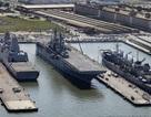 Mỹ tăng cường hiện diện quanh bán đảo Triều Tiên