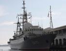 Tàu do thám Nga tiến sát vùng biển Mỹ