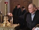 Tổng thống Putin cầu nguyện Giáng sinh cùng Chính thống giáo Nga