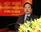Cựu Bí thư Cao Bằng làm Chủ tịch Ủy ban quản lý vốn nhà nước tại doanh nghiệp