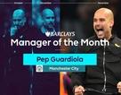 Nhận thêm danh hiệu, HLV Pep Guardiola đi vào lịch sử Premier League