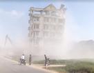"""Tòa """"Keangnam Tây Bắc"""" bị phá hủy vì được xây bằng tiền bất chính"""