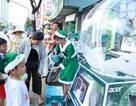 Acer mang quả cầu tuyết khổng lồ đi khắp Việt Nam