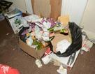 Bên trong căn nhà của cặp vợ chồng đi tù vì… ở bẩn