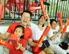 Bí quyết Hoàng Bách khuyến khích tình yêu thể thao trong con