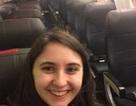 Hành khách may mắn được bay một mình một chuyến vì sai sót của hãng hàng không
