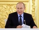 Tổng thống Putin được dự đoán thắng áp đảo trong bầu cử Nga