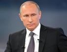 Tổng thống Putin đã chi bao nhiêu cho chiến dịch tranh cử?