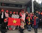 Vé chung kết đắt đỏ, hàng nghìn CĐV Việt Nam vẫn sang Trung Quốc