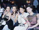 4 mỹ nhân của làng giải trí Hoa ngữ cùng đọ sắc