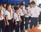 Trao 120 suất học bổng Grobest Việt Nam đến học sinh nghèo Cà Mau