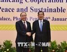 Việt Nam - Campuchia đẩy mạnh tiến độ phân giới cắm mốc biên giới
