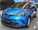 SUV nào bán chạy nhất tại Nhật Bản năm 2017?
