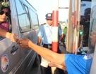 Xả các trạm thu phí BOT phục vụ người dân dịp Tết Nguyên đán