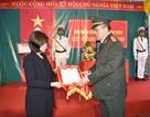 Trao bằng Tổ quốc ghi công cho Trung tá CSGT hy sinh khi bắt cát tặc