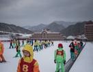 Cận cảnh khu trượt tuyết tâm huyết của nhà lãnh đạo Kim Jong-un