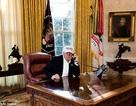 Ông Trump làm gì trong ngày đầu chính phủ Mỹ đóng cửa?
