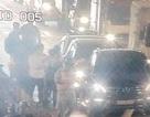 3 ô tô va chạm trong hầm Thủ Thiêm
