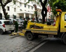 Quận Hoàn Kiếm xử lý hàng chục điểm trông giữ xe dưới 5m2