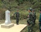 Lính biên phòng vững vàng tay súng trên dải biên cương
