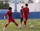 Đội tuyển Việt Nam không được tập sân chính trước trận gặp Jordan