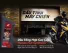 Dầu nhớt tổng hợp cao cấp Honda: Giải phóng mãnh lực - Bứt phá giới hạn