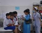 Long An: Hơn 50 học sinh bị ngộ độc sau bữa cơm trưa