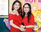 NSƯT Kim Xuân và con dâu diện váy ton-sur-ton dự ra mắt phim