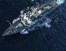 Nga theo dõi nhất cử nhất động của tàu chiến Mỹ ở Biển Đen